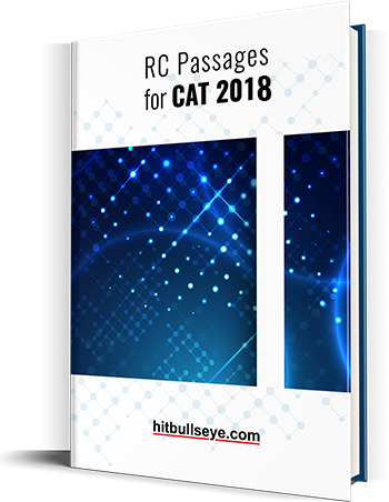 RC Passages for CAT 2018