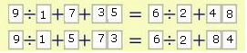 Easy Mathematical Puzzles